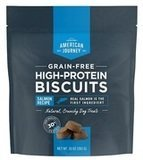 American Journey Salmon Grain-Free High-Protein Biscuits