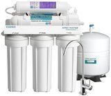 APEC Water Systems Top Tier Alkaline Mineral pH+ 75 GPD 6-Stage Ultra Safe Reverse Osmosis Drinking Water Filter System