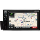 Boss Audio Car Receiver Double Din Bluetooth Player with Navigation
