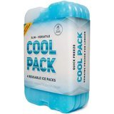 Healthy Packers Slim Lunch Box Ice Packs - Set of 4
