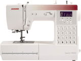 Janome 740DC Sewing Machine with Bonus Bundle