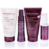 Keranique Deluxe Regrowth Hair System Kit