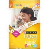 Purina Cat Chow Nurture Dry Cat and Kitten Food