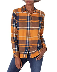 Dickies Plus Size Plaid Flannel